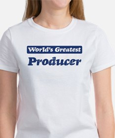Worlds greatest Producer Tee