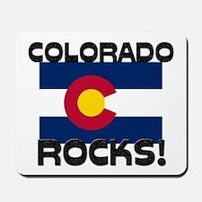 Colorado Rocks! Mousepad