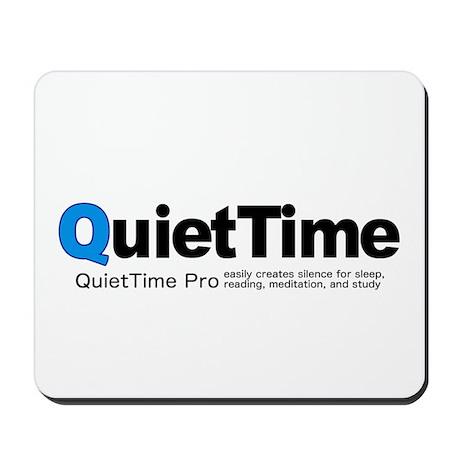 QuietTime Mousepad
