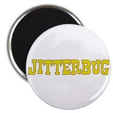 Jitterbug Magnet