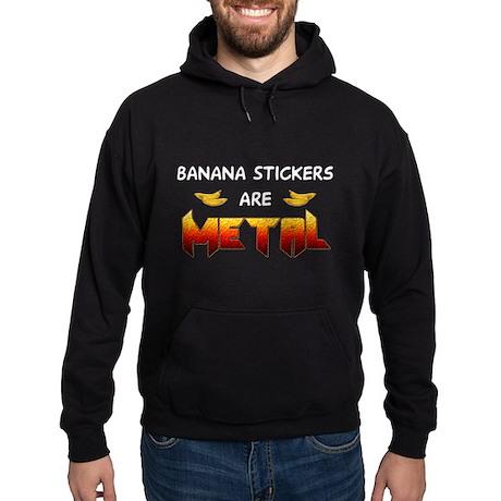 Banana Stickers 2.0 Hoodie (dark)