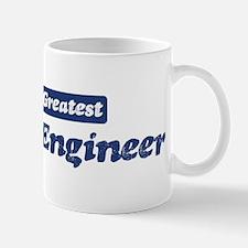 Worlds greatest Marine Engine Mug