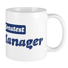 Worlds greatest Office Manage Mug