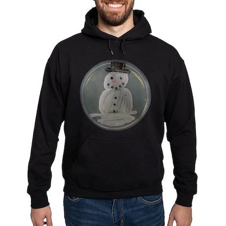 Snowman Hoodie (dark)