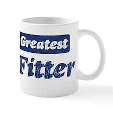 Worlds greatest Pipe Fitter Mug