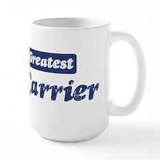 Worlds greatest Mail Carrier Mug