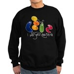 Play with Bacteria Sweatshirt (dark)
