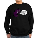 Black Death Sweatshirt (dark)