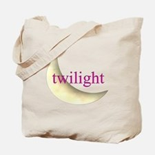 Twilight Moon Tote Bag