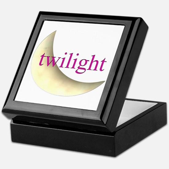 Twilight Moon Keepsake Box