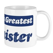 Worlds greatest Minister Mug