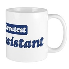 Worlds greatest Legal Assista Small Mug