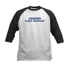 Worlds greatest Legal Assista Tee