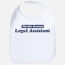 Worlds greatest Legal Assista Bib