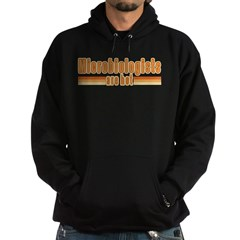Microbiologists are Hot Hoodie
