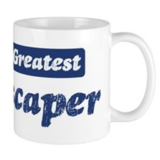 Worlds greatest Landscaper Mug