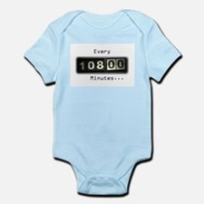 Every 108 Minutes Infant Bodysuit