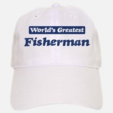Worlds greatest Fisherman Hat