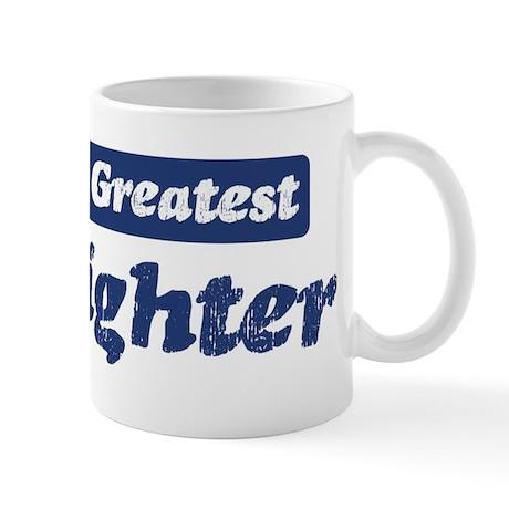 Worlds greatest Firefighter Mug
