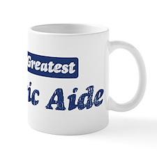 Worlds greatest Geriatric Aid Mug
