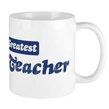 Worlds greatest Geology Teach Mug