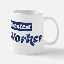 Worlds greatest Farm Worker Mug