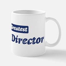 Worlds greatest Funeral Direc Mug