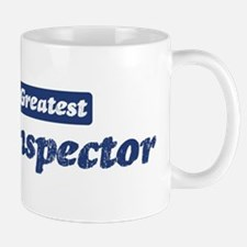 Worlds greatest Home Inspecto Small Small Mug