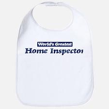 Worlds greatest Home Inspecto Bib