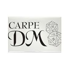 Carpe DM Rectangle Magnet