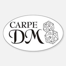 Carpe DM Decal