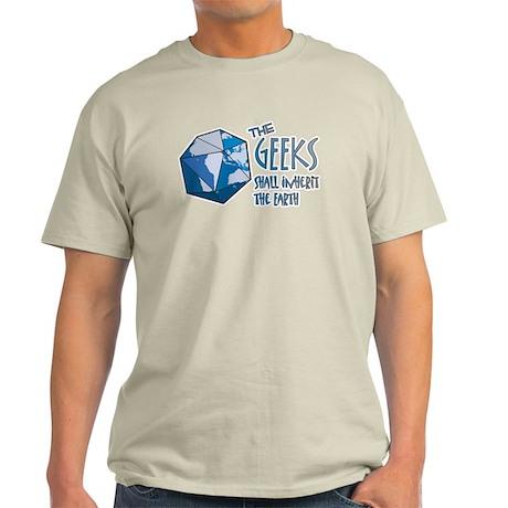 Geeks Inherit Light T-Shirt