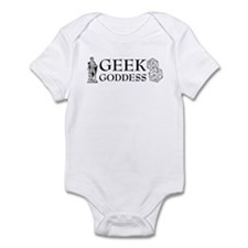 Geek Goddess Infant Bodysuit