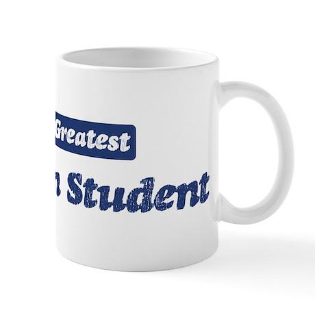Worlds greatest Education Stu Mug