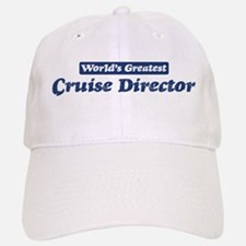 Worlds greatest Cruise Direct Baseball Baseball Cap