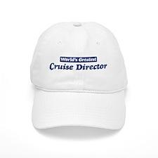 Worlds greatest Cruise Direct Baseball Cap