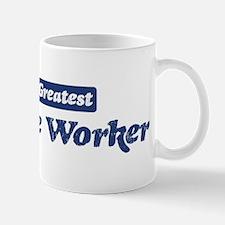 Worlds greatest Childcare Wor Mug