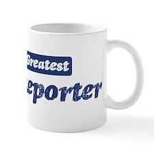 Worlds greatest Court Reporte Mug