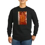 Hygeia Long Sleeve Dark T-Shirt