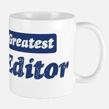 Worlds greatest Copy Editor Mug
