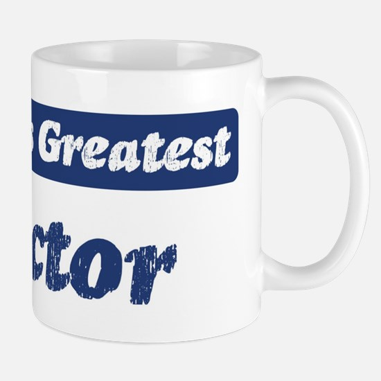Worlds greatest Doctor Mug