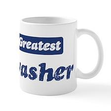 Worlds greatest Dishwasher Mug