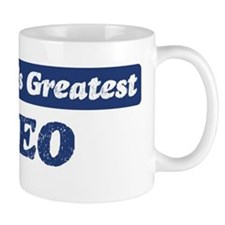 Worlds greatest CEO Small Mug