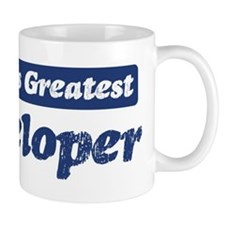 Worlds greatest Developer Mug