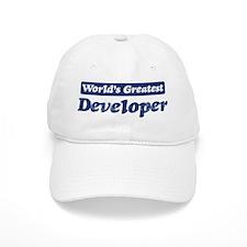 Worlds greatest Developer Baseball Cap