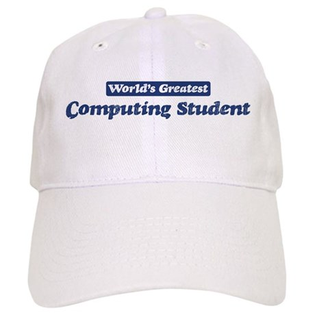 Worlds greatest Computing Stu Cap