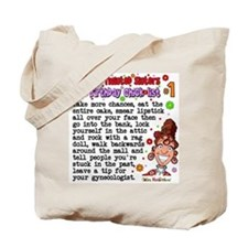 Cute Sister 1 Tote Bag