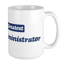 Worlds greatest Database Admi Mug