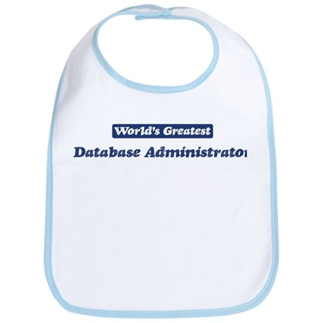 Worlds greatest Database Admi Bib