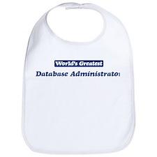 Worlds greatest Database Admi Bib
